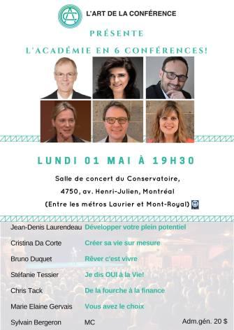 Je dis OUI à la Vie! Montréal(Qc) 1 mai 2017
