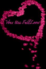 Vous êtes FullLove!